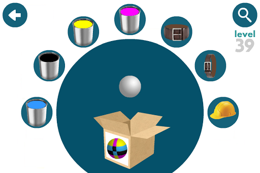 Factory balls - screenshot