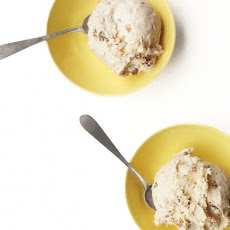 Banana-Rum-Raisin Ice Cream