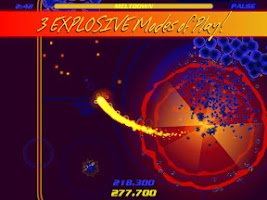 Screenshot of Fireball SE