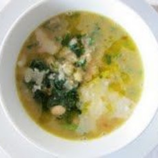 Bean & Escarole Soup