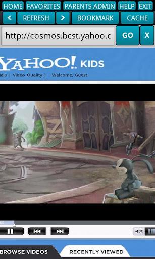 Kid Safe Surfing Browser