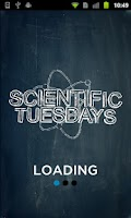 Screenshot of Scientific Tuesdays