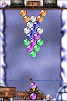Screenshot of Frozen Bubble