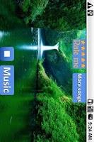 Screenshot of Piano sound to sleep
