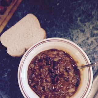 GR's Style Chili