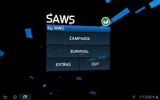 Screenshot of SAWS | The Puridium War
