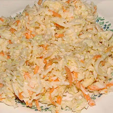 My Secret Ingredient Coleslaw