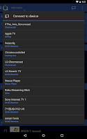 Screenshot of Avia Media Player (Chromecast)