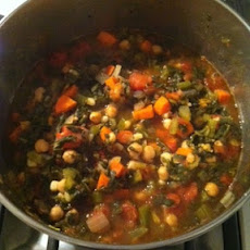 Kale And Vegetable Soup