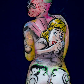 by Thomas ST0LL - People Body Art/Tattoos