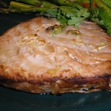 Ginger-Marinated Tuna Steaks