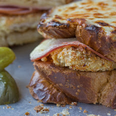 Chicken Cordon Bleu-Croque Monsieur
