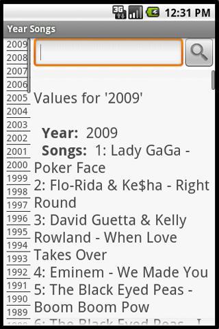 【免費書籍App】100 Year Songs-APP點子