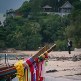 The Bride by Stiaan Du Plessis - Wedding Bride ( holiday, koh smaui, 2013, thailand )