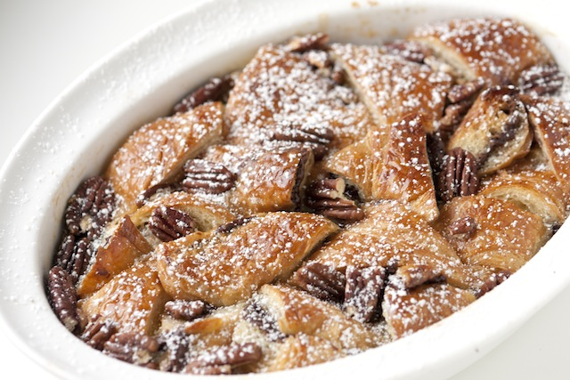 Nutella Bread Pudding Recipe | Yummly