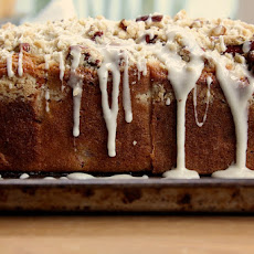 Cranberry Orange & Pecan Coffee Cake