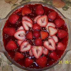 E-z Strawberry Pizza Pie