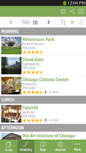 Chicago Travel Guide – mTrip - screenshot