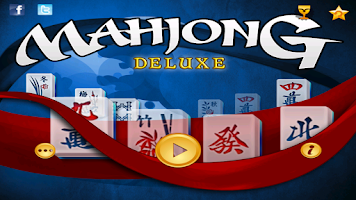 Screenshot of Mahjong Deluxe HD Free