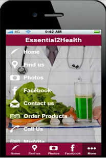Essential2Health - screenshot