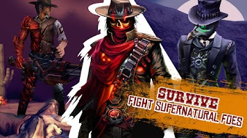 Screenshot of Six-Guns: Gang Showdown