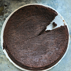 Flourless Chocolate Tort