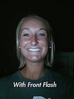 Screenshot of Front Flash