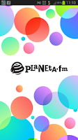 Screenshot of Planeta FM