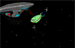 Planet Express vs Galaxy-class