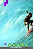 Screenshot of Hawaii Surfing Game