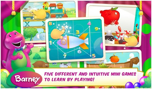Game Learn Spanish With Barney APK for Windows Phone ...