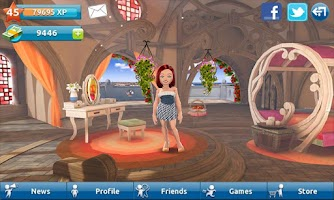 Screenshot of Gameloft LIVE!