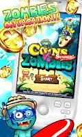 Screenshot of Coins vs Zombies Summer
