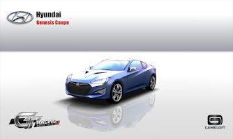 Screenshot of GT Racing: Hyundai Edition
