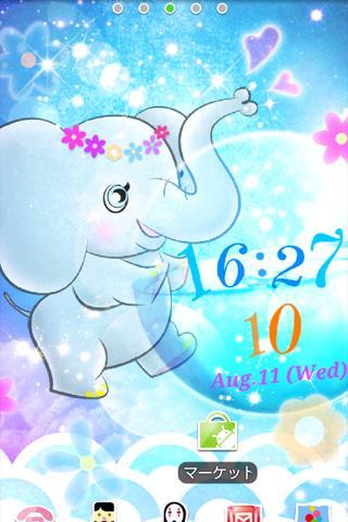 【免費個人化App】Elephant LiveWallpaper-APP點子