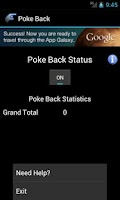 Screenshot of Poke Back