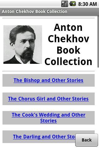 Anton Chekhov Book Collection