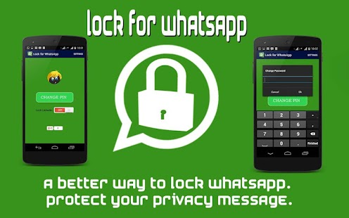 Lock Your WhatsApp and Prevent Others from Opening