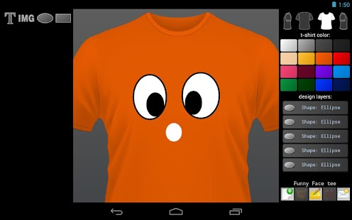 App T Shirt Designer For Lumia Android Apps For Lumia