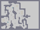 Thumbnail of the map 'needlessly annoying and messy map unlike'