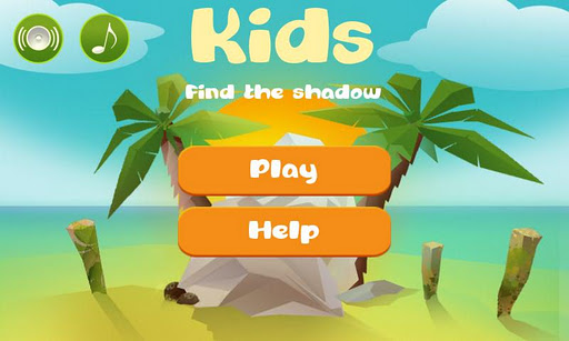 Kids Find the shadow lite