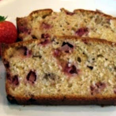 Strawberries & Cream Bread (Strawberry or Blueberry)