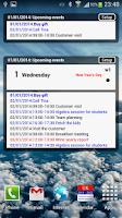 Screenshot of Calendar Pro/en - full version