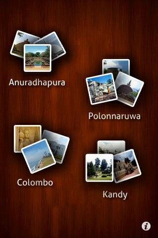 Visit Sri Lanka Prototype