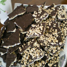 Passover Chocolate Matzah Candy