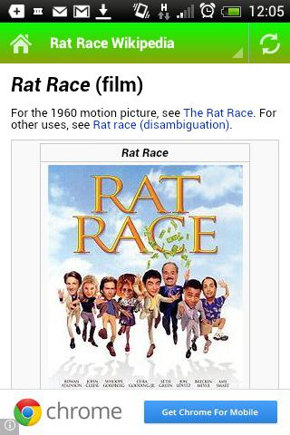 Unofficial RAT RACE SOUNDBOARD