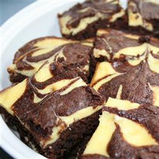 Cheesecake Brownies