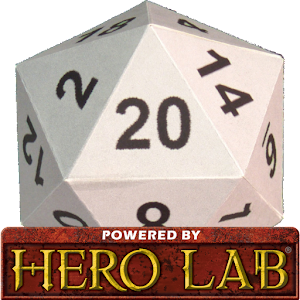 Hero Lab Character Import For PC