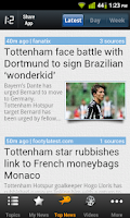 Screenshot of Riversip - Tottenham Edition