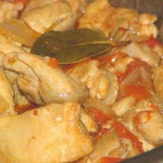 Tangy Chicken Stew